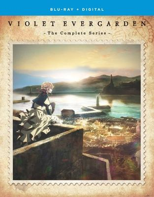 Violet Evergarden [videorecording (Blu-ray)]: the complete series