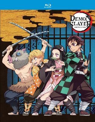 Demon slayer [videorecording (Blu-ray)] = Kimetsu no yaiba. Part 2.