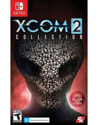 XCOM 2 collection [electronic resource (video game for Nintendo Switch)].