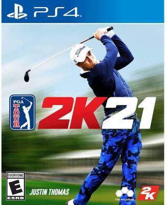 PGA tour 2K21 [electronic resource (video game for PS4)]