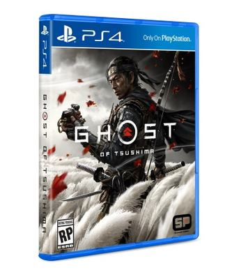 Ghost of Tsushima [electronic resource (video game for PS4)]