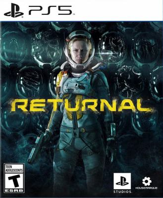 Returnal [electronic resource (video game for PS5)]