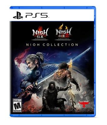 Nioh collection [electronic resource (video game for PS5)].