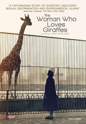 The woman who loves giraffes