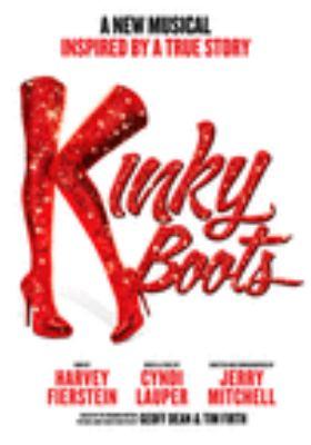 Kinky boots [videorecording (DVD)]