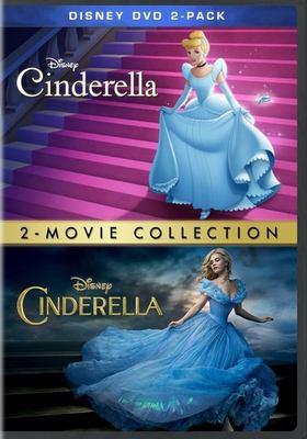 Cinderella anniversary edition [videorecording (DVD)] ; Cinderella