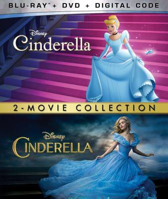 Cinderella [videorecording (Blu-ray)] : 2-movie collection