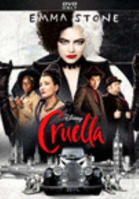 Cruella [videorecording (DVD)]