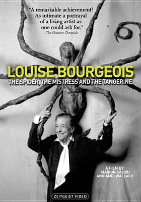Louise Bourgeois       the spider, the mistress and the tangerine