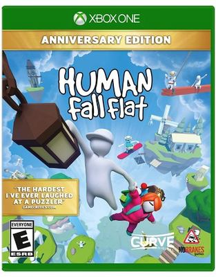 Human fall flat [electronic resource (video game for Xbox One)]