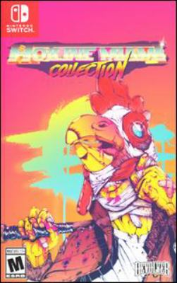 Hotline Miami collection [electronic resource (video game for Nintendo Switch)].