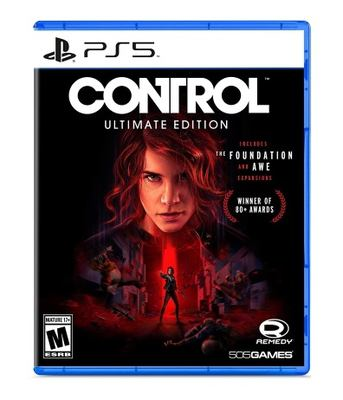 Control [electronic resource (video game for PS5)]