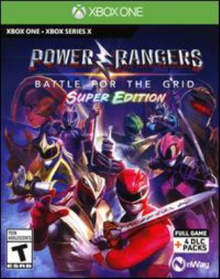 Power Rangers. Battle for the grid [electronic resource (video game for Xbox One)]