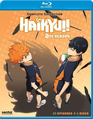 Haikyu!!. 2nd season, complete collection [videorecording (Blu-ray)]