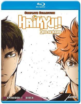 Haikyu!!. 3rd season [videorecording (Blu-ray)]