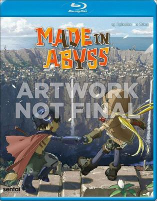 Made in Abyss [videorecording (Blu-ray)] = メイドインアビス