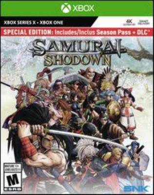Samurai shodown [electronic resource (video game for Xbox One, Xbox Series X)]