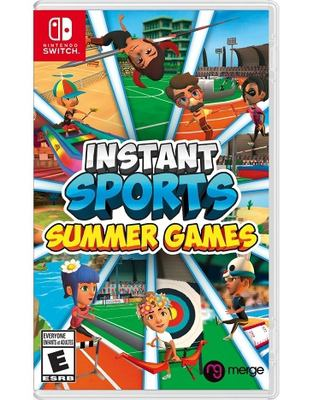 Instant sports summer games [electronic resource (video game for Nintendo Switch)].