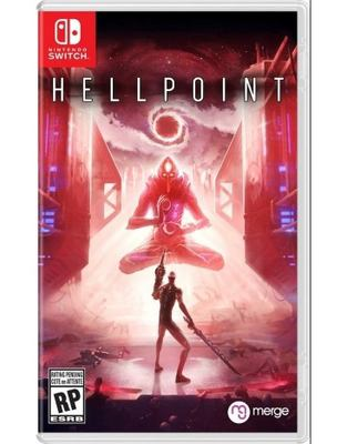 Hellpoint [electronic resource (video game for Nintendo Switch)]