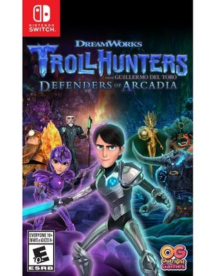 Trollhunters [electronic resource (video game for Nintendo Switch)] : defenders of Arcadia