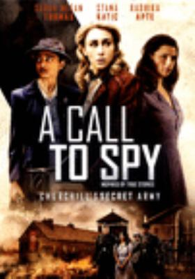 A call to spy [videorecording (DVD)]
