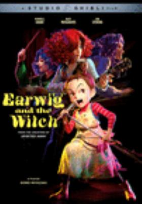 Earwig and the witch [videorecording (DVD)]