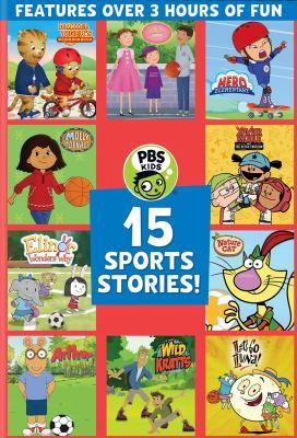 15 Sports stories [videorecording (DVD)].