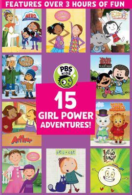 PBS Kids [videorecording (DVD)] : 15 Girl power adventures!