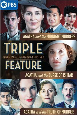 Triple feature [videorecording (DVD)] : three tales of murder & mystery.