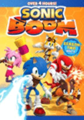 Sonic boom. Season two, Volume 1 [videorecording (DVD)].