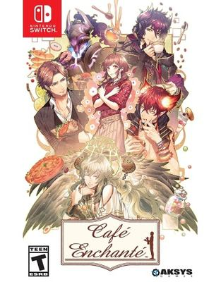 Café enchanté [electronic resource (video game for Nintendo Switch)].