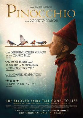 Pinocchio [videorecording (DVD)]