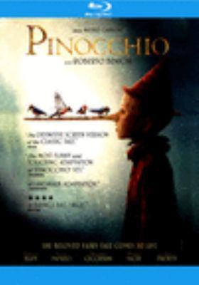Pinocchio [videorecording (Blu-ray)]