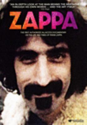 Zappa [videorecording (DVD)]