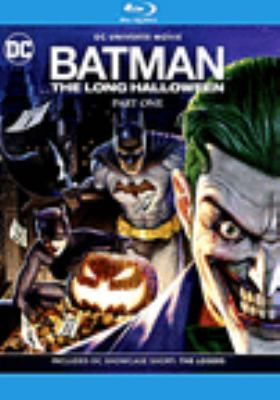Batman [videorecording (Blu-ray)] : The long Halloween. Part one