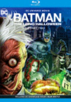 Batman. The long Halloween. Part two [videorecording (Blu-ray)]