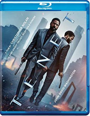 Tenet [videorecording (Blu-ray)]