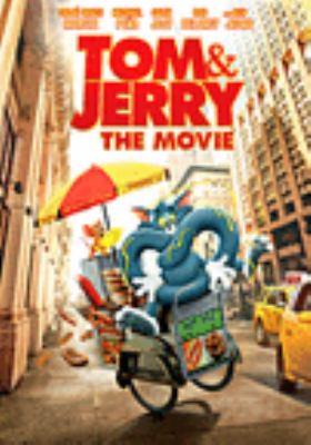 Tom & Jerry [videorecording (DVD)] : the movie