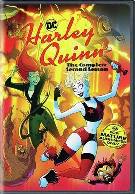 Harley Quinn. The complete second season [videorecording (DVD)]