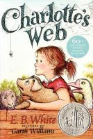 book jacket for Charlotte's Web
