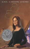 book jacket for Ella Enchanted