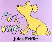 book jacket for Bark George