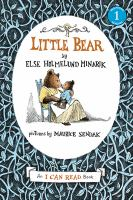 book jacket for Little Bear