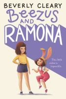 book jacket for Beezus and Ramona