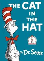 book jacket for The Cat in the Hat