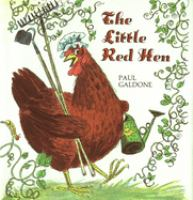 book jacket for The Little Red Hen