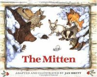 book jacket for The Mitten