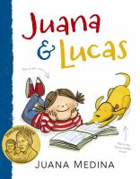book jacket for Juana & Lucas