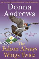 The falcon always wings twice [large print]