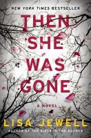 Then She Was Gone jacket